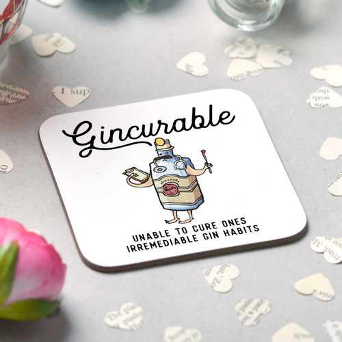 Gincurable Coaster