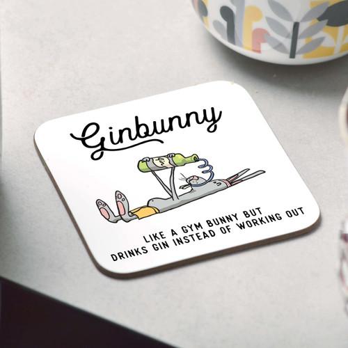 Ginbunny Coaster