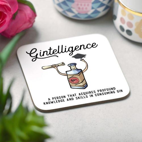 Gintelligence Coaster