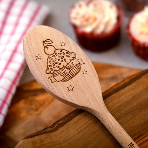 Personalised Cupcake Spoon