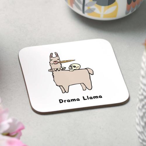 Drama Llama Coaster