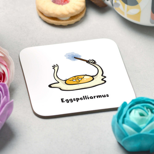Eggspelliarmus Coaster