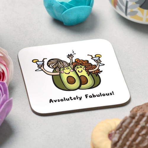 Avsolutely Fabulous Coaster