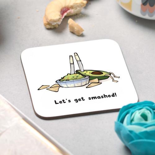Let's get smashed! Coaster