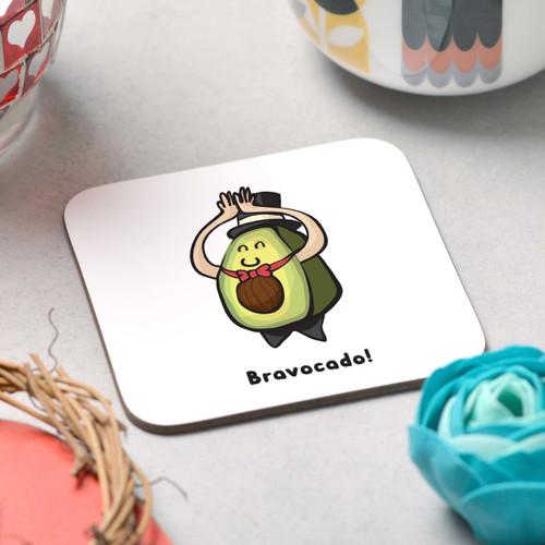 Bravocado! Coaster