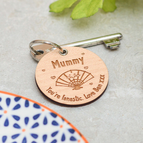Personalised Fantastic Keyring