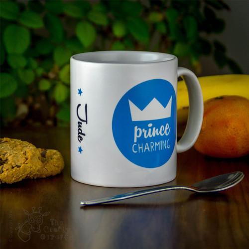 Personalised Mug - Prince Charming