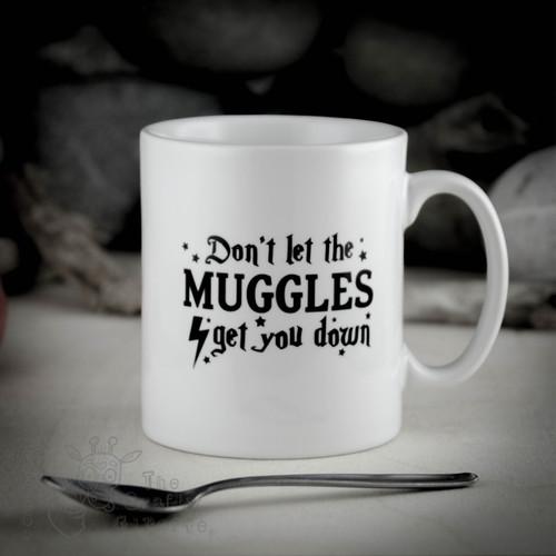 Don't let the muggles get you down mug