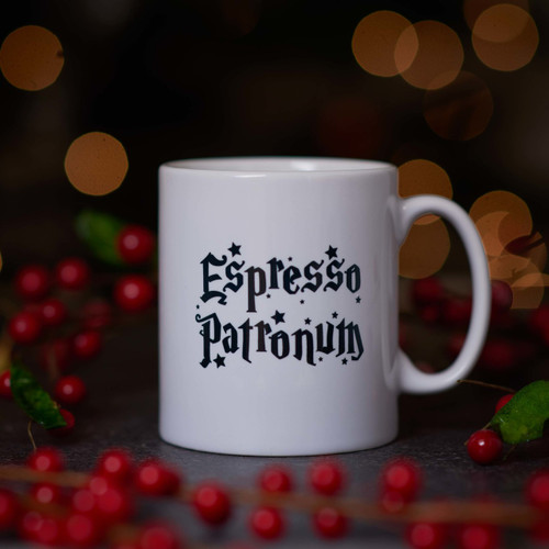 Buy Espresso Patronum Mug. From The Crafty Giraffe, the home of unique and affordable gifts for loved ones...