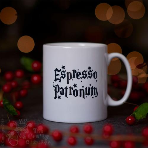 Espresso Patronum Mug.