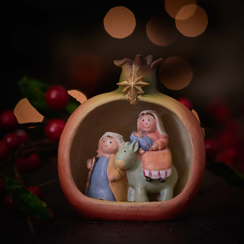 Nativity fruits mix - Pomegranate