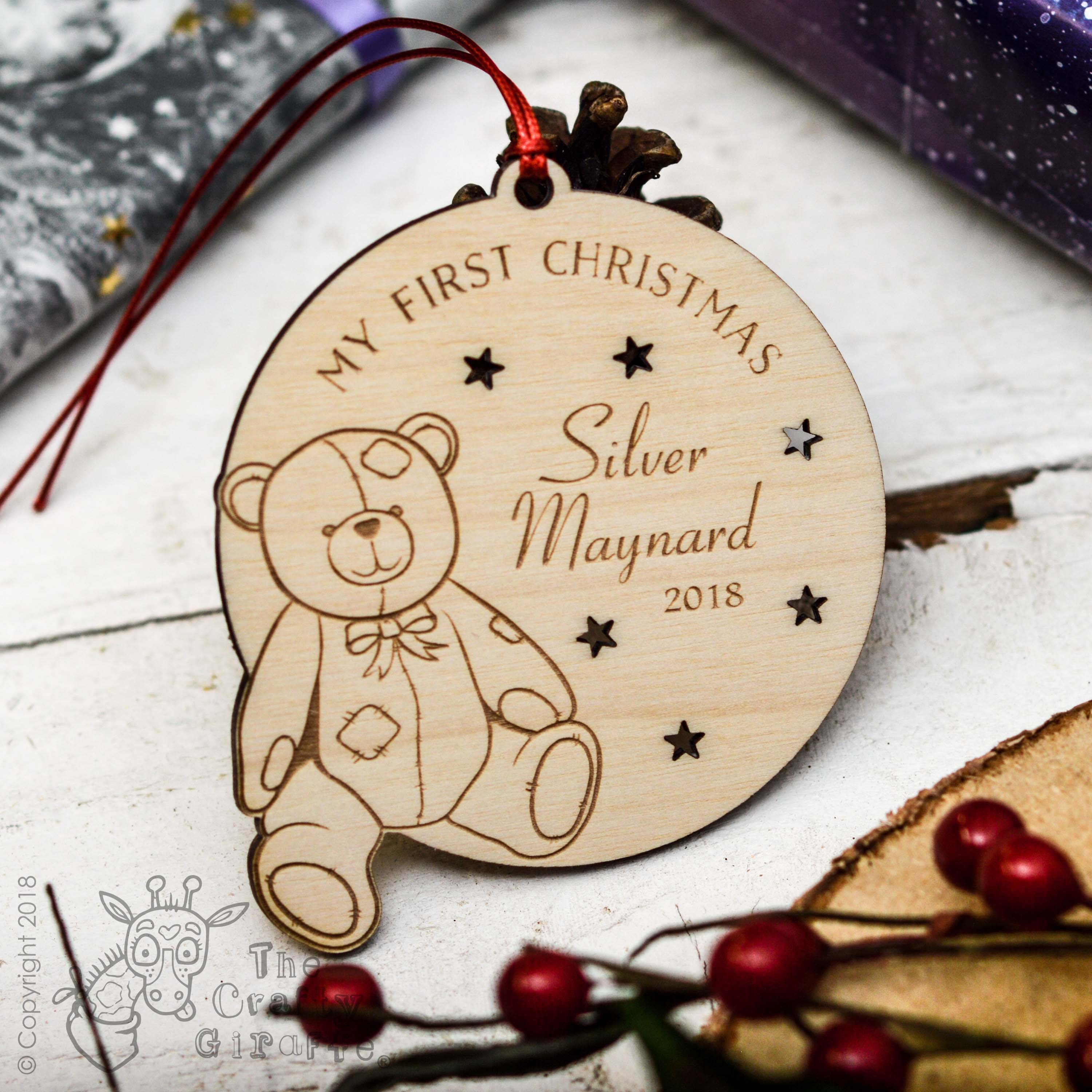 BOGOF - First Christmas Decorations