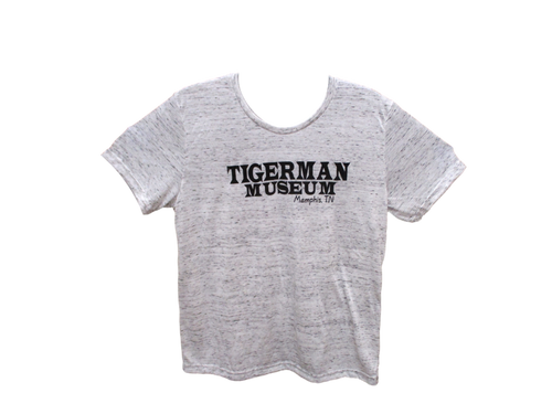 Grey Womens Tigerman Museum (Front)