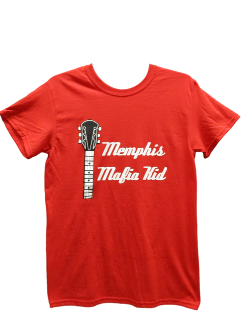 (FRONT) MMK Red Shirt
