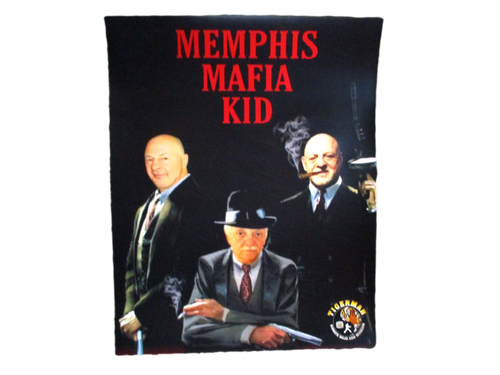 MMK 8×10 Sticker Poster Signed by Billy, Danny, and Joey Smith.