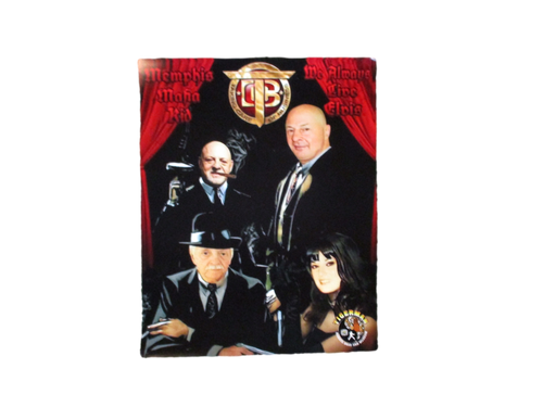 MMK 8×10 Sticker Poster Signed by Billy, Jo, Danny, and Joey Smith.