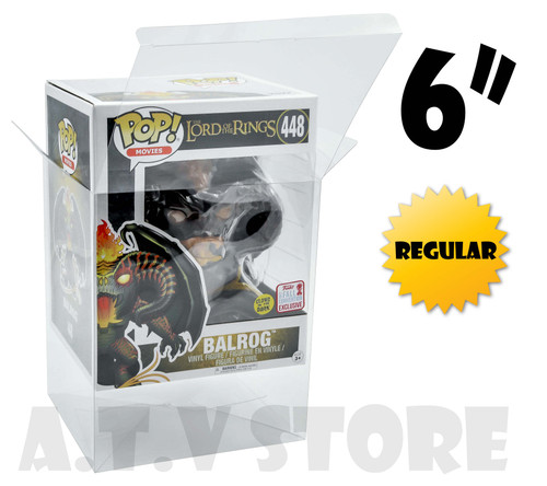 "ATV 6"" Funko Pop Protector Case"