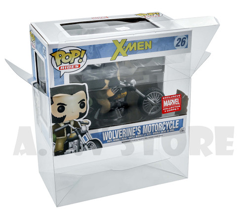 ATV Motorcycle Funko Pop Ride Protector x1