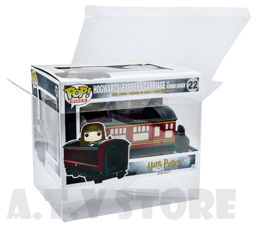 Hogwarts Express Carriages Funko Pop Protector / Case