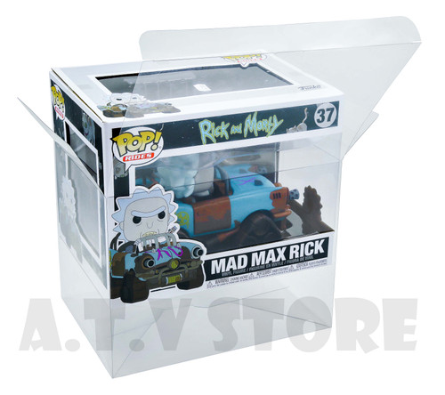 Large Funko Pop! Ride Protector Case  x 1