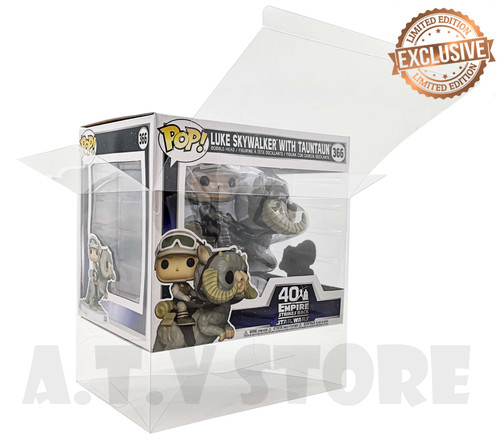 ATV Hoth Han Solo/Luke with Tauntaun Funko Pop Protector Case
