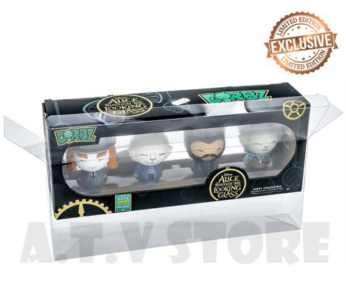 ATV Funko Dorbz  4 Pack Protector Case