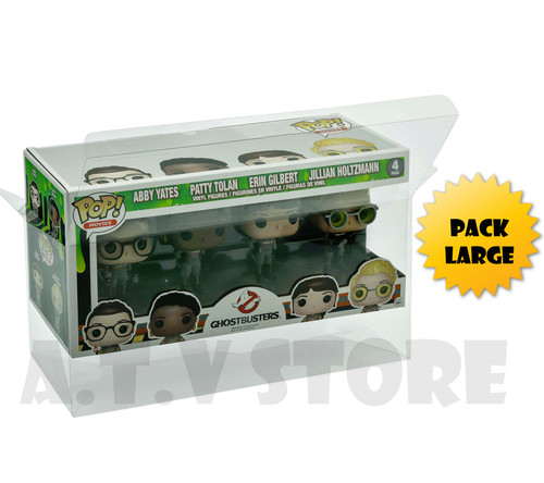 ATV Funko Pop  4 Pack (Large) Protector