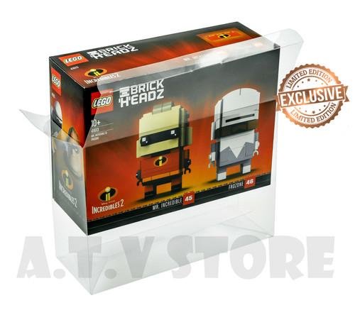 ATV  Lego BrickHeadz 2 Pack Protector