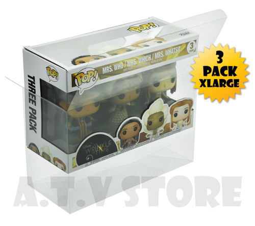 ATV 3 Pack X-Large Pop Protector
