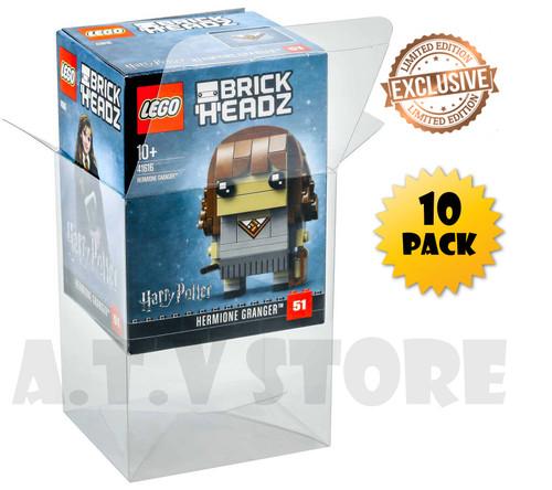 ATV  Lego BrickHeadz Protectors [10 Pack]
