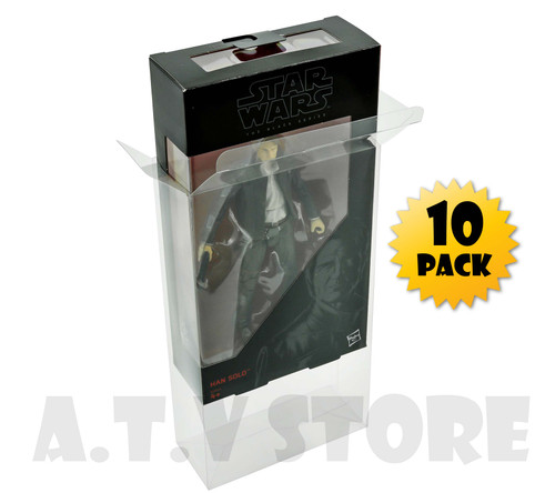 ATV Hasbro The black Series  Protector  [10 pack]