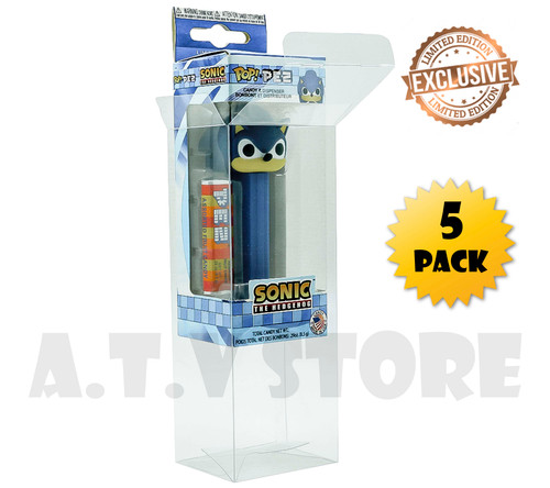 ATV Funko Pop Pez Protector [Pack of 5]