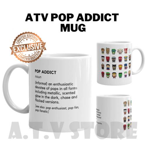 ATV Pop Addict Mug