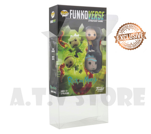 ATV Funkoverse 2 Pack Protector