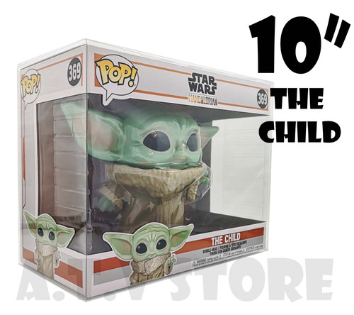 "10"" THE CHILD  Funko Pop Protector Case"