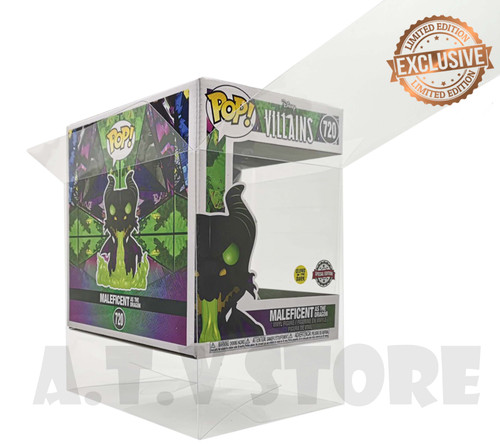 ATV Maleficent Dragon Funko Pop Protector