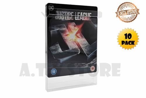 ATV 3 Blu-ray Steelbook Protectors [Pack of 10]