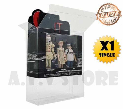 ATV Funko Action Figure 3 Pack Protector x  1