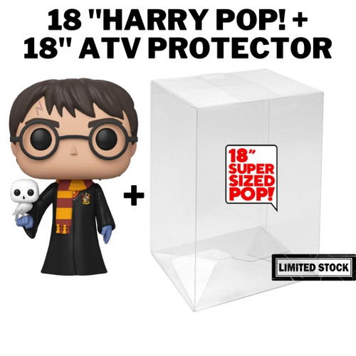 "18"" Harry Pop + 18"" ATV Protector"