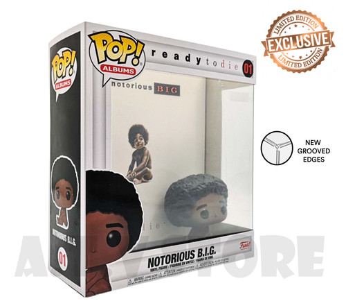ATV Album Pop Funko Protector