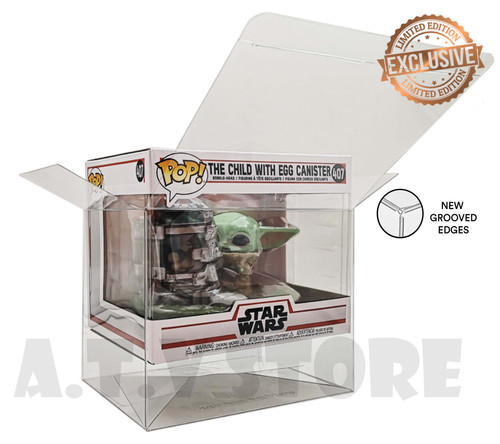 ATV The Child & Egg Canister Funko Pop Protector