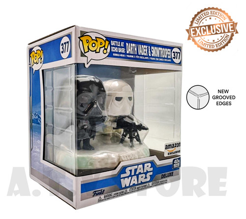 ATV Darth Vader & Storm Trooper Funko Pop Protector