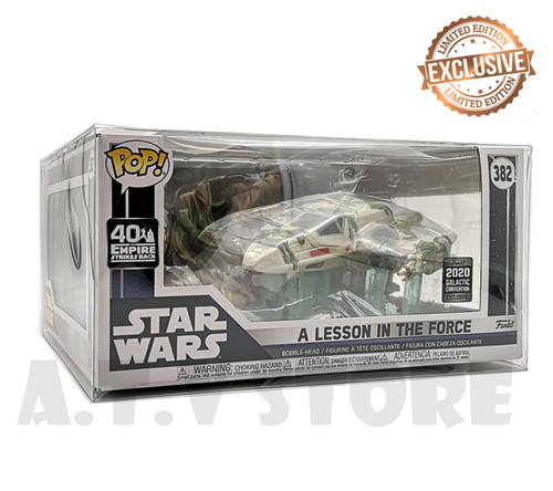 ATV  A Lesson in the force Funko Pop Protector
