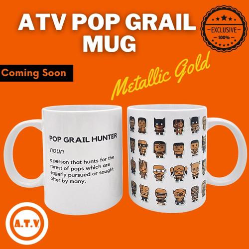 ATV Pop Grail Mug