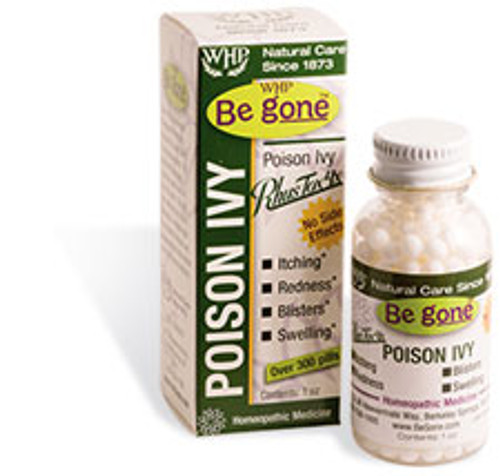 Be Gone Poison Ivy Pills