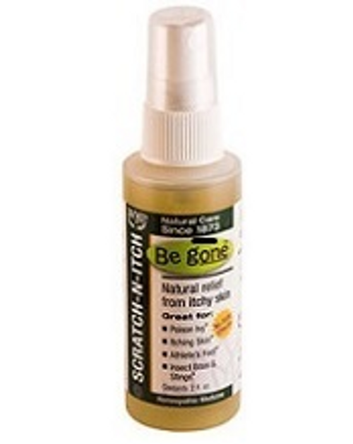 Be gone Scratch-n-Itch Lotion - Out of Stock