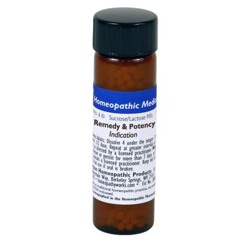Mercurius Praecipitatus Ruber Pills