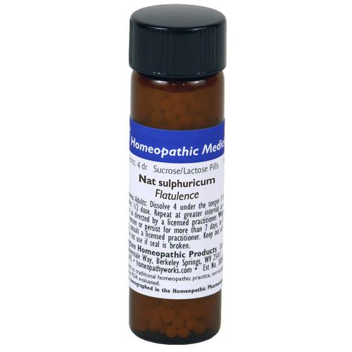Natrum Sulphuricum  Pills