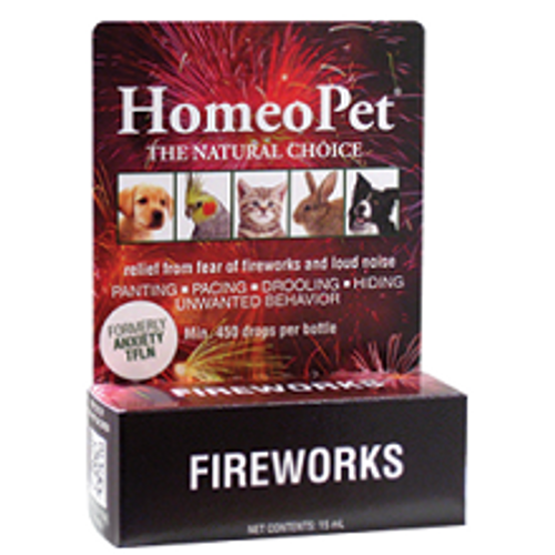 Homeopet Fireworks  - 15 ml