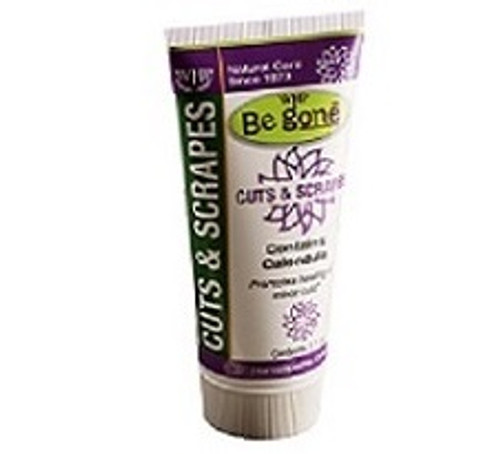Be gone Cuts & Scrapes Ointment